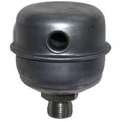 "Vzduchový filtr Palmair 3/8"" ocel Aerotec 7981000"