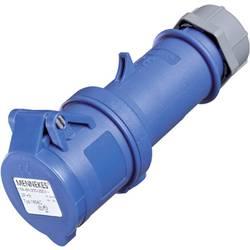 CEE-CARA zásuvka MENNEKES ProTOP, 3pólový, 16 A, 230 V, IP44, modrá