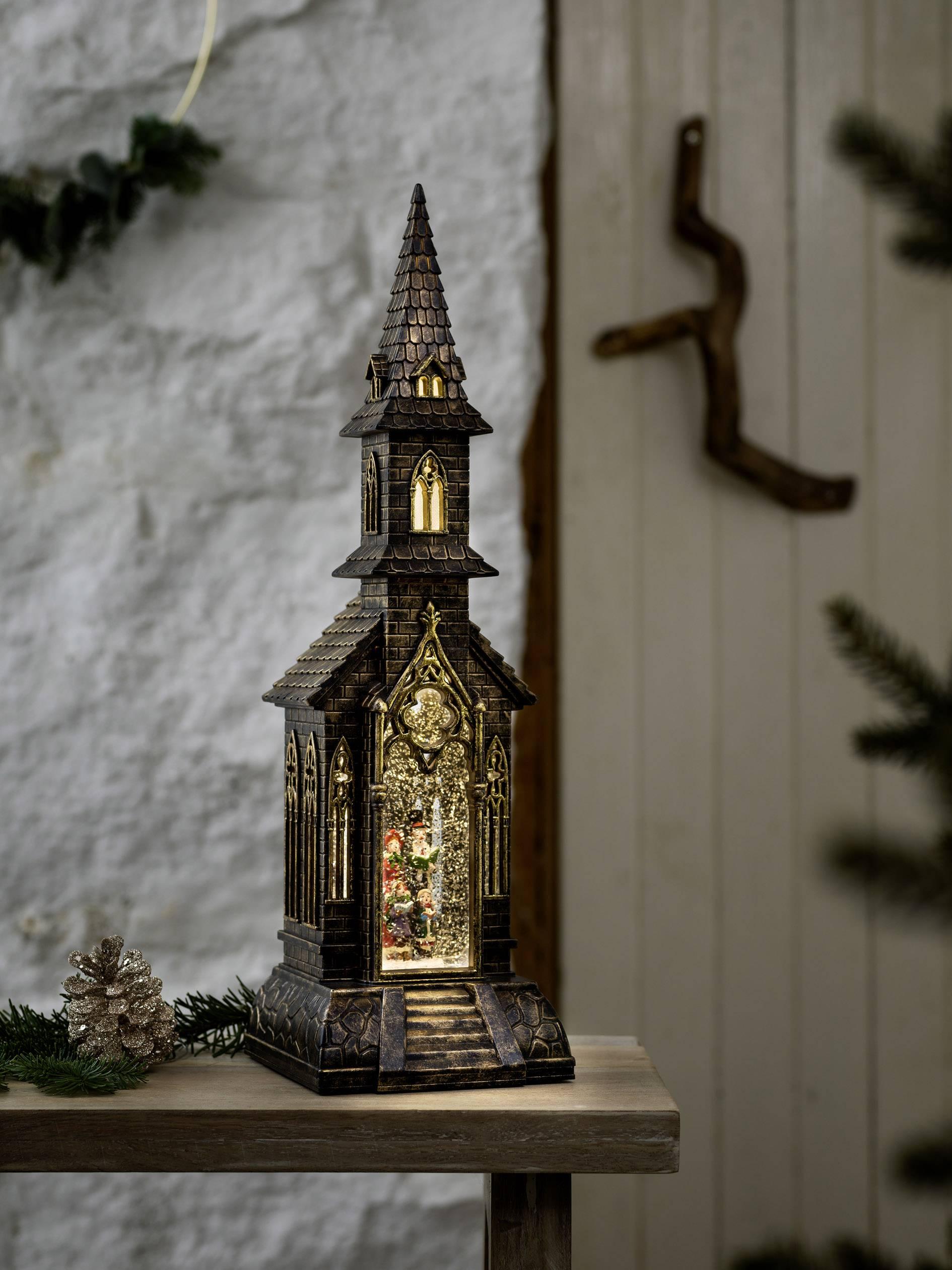Dekorativní LED osvětlení kostel Konstsmide 4359-000 4359-000