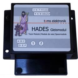 Plášť TAMS Elektronik 51-04158-01-C Příslušenství pro modul kolejnice Hades