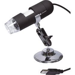 USB mikroskop TOOLCRAFT DigiMicro 2.0 Scale TO-5139591, Digitální zvětšení (max.): 200 x