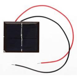 Polykrystalický solární panel Velleman SOL3N, 200 mA, 1 V