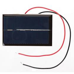 Polykrystalický solární panel Velleman SOL4N, 200 mA, 2 V