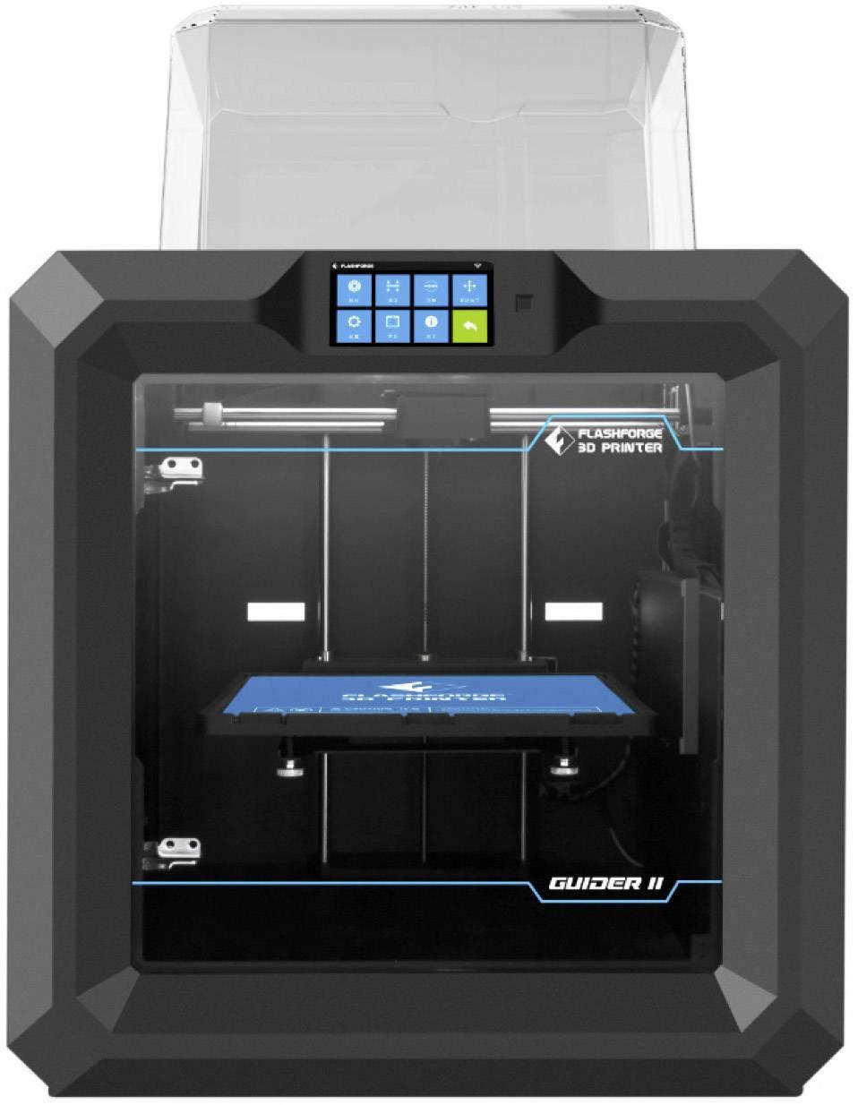 3D tiskárna Flashforge Guider II včetně náplně