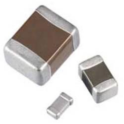 Keramický kondenzátor SMD 0402 Samsung MLCC 100nF 0402 25V X7R 10%, 0.1 µF, 25 V, 10 %, (d x š) 1 mm x 0.5 mm, 10000 ks