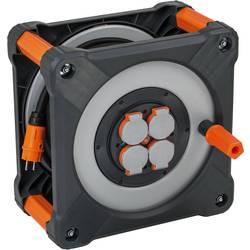 Kabelový buben Brennenstuhl 9202330100, počet zásuvek 4, 33.00 m, černá