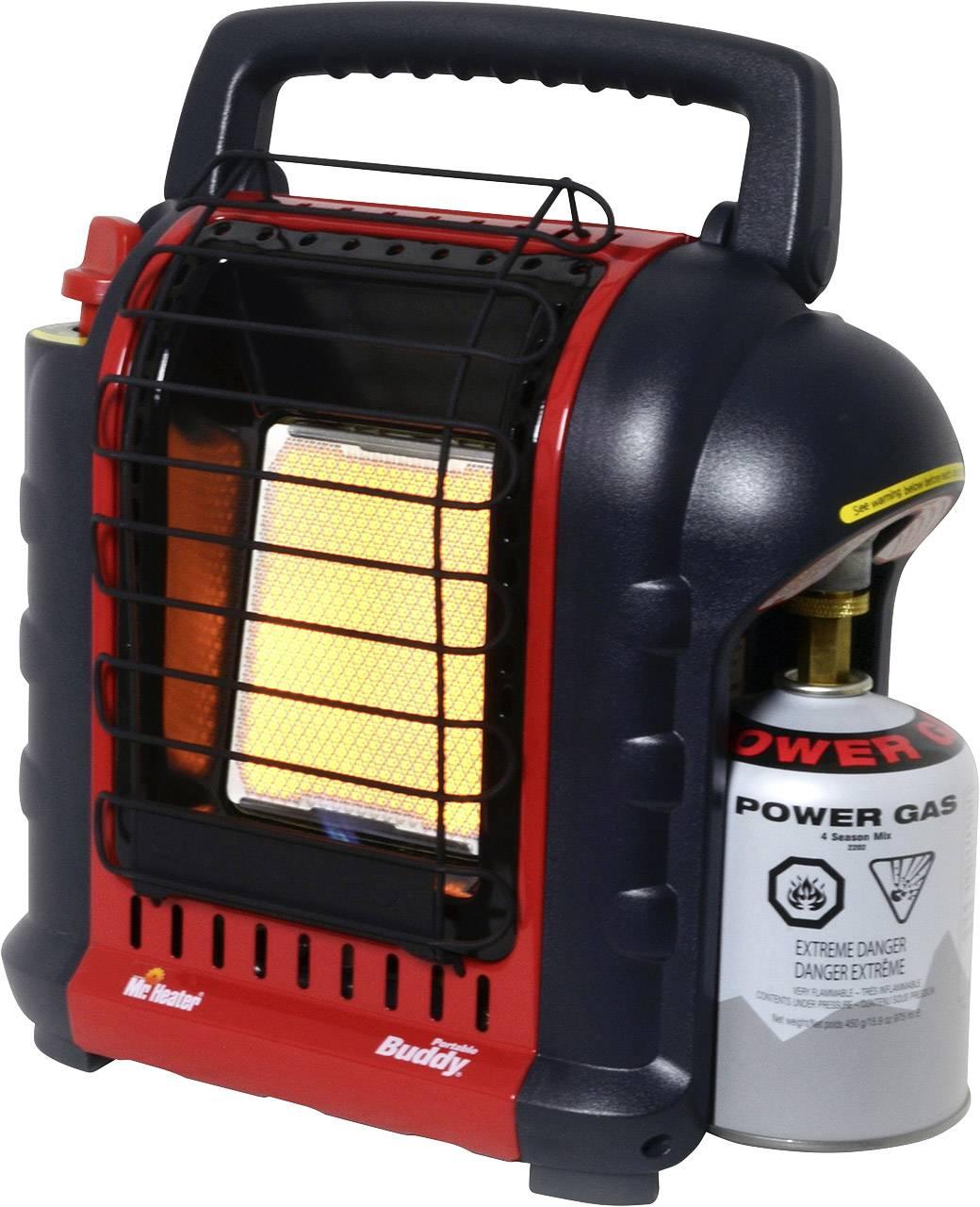 Plynový teplovzdušný ventilátor Mr. Heater MH8BXDF, 2.4 kW, 21 m³