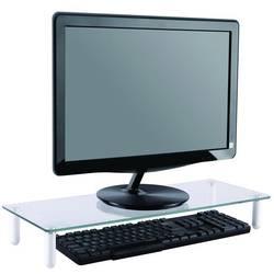 NewStar NSMONITOR10 podstavec pod monitor Rozsah výšky: 8 cm (max) transparentní