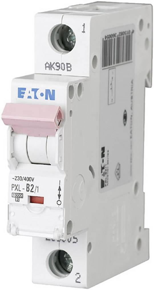 Elektrický jistič Eaton 236005, 1pólový, 2 A, 230 V/AC