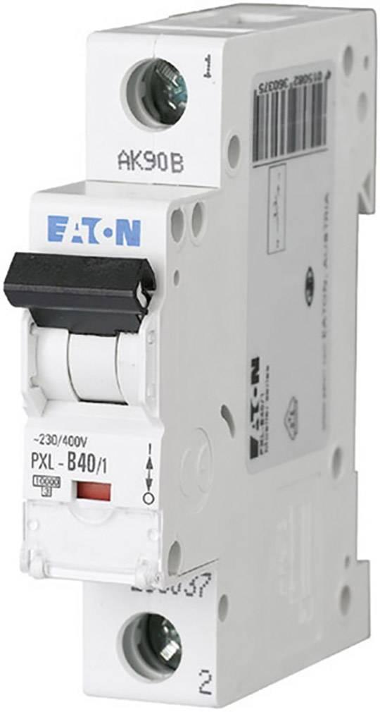 Elektrický jistič Eaton 236037, 1pólový, 40 A, 230 V/AC