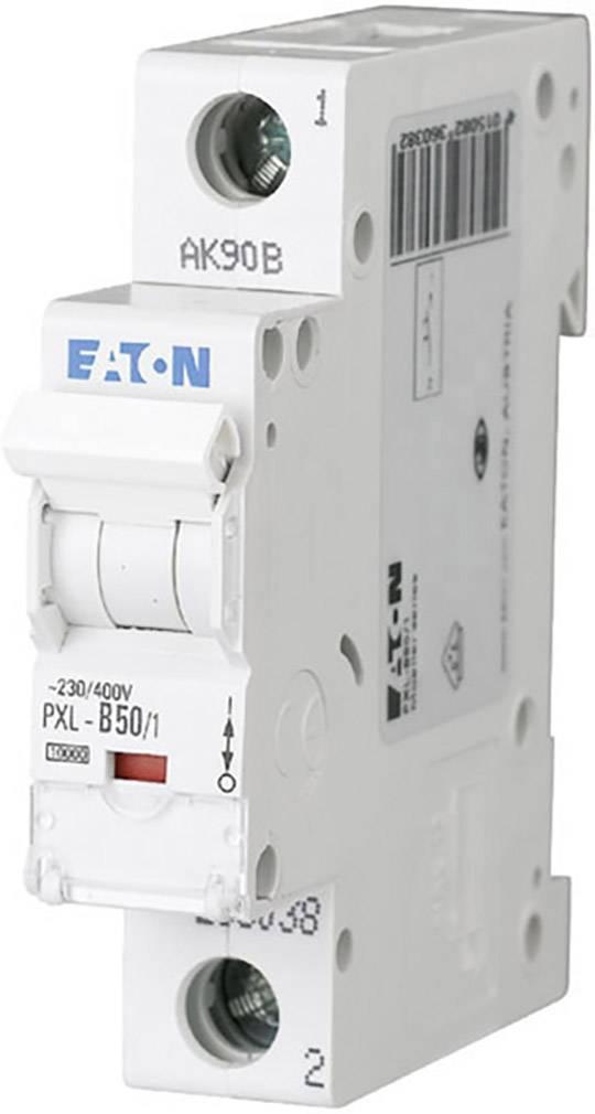 Elektrický jistič Eaton 236038, 1pólový, 50 A, 230 V/AC