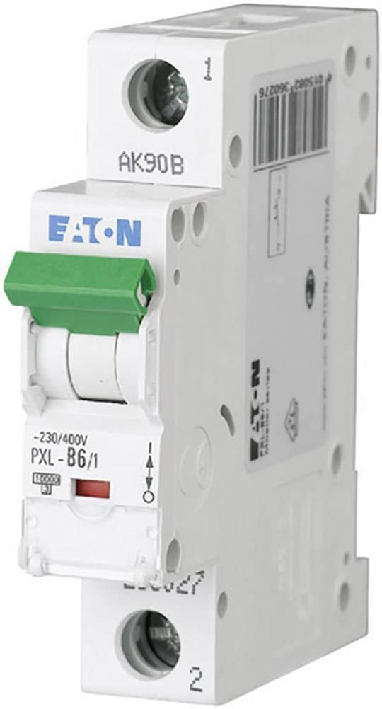 Elektrický jistič Eaton 236053, 1pólový, 6 A, 230 V/AC