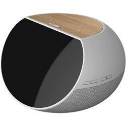 Reproduktor s umělou inteligencí Archos Hello 5, dřevo, šedá