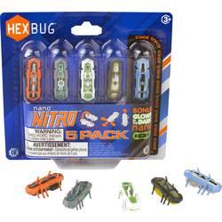 Robotická hračka HexBug Nano Nitro 5-Pack, 415-4574