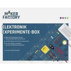 Experimentálny box MAKERFACTORY 150387 MF Elektronik-Experimente-Box