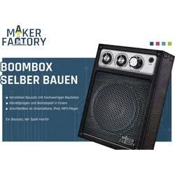 Stavebnica MAKERFACTORY 150394 MF Boom-Box-Bausatz