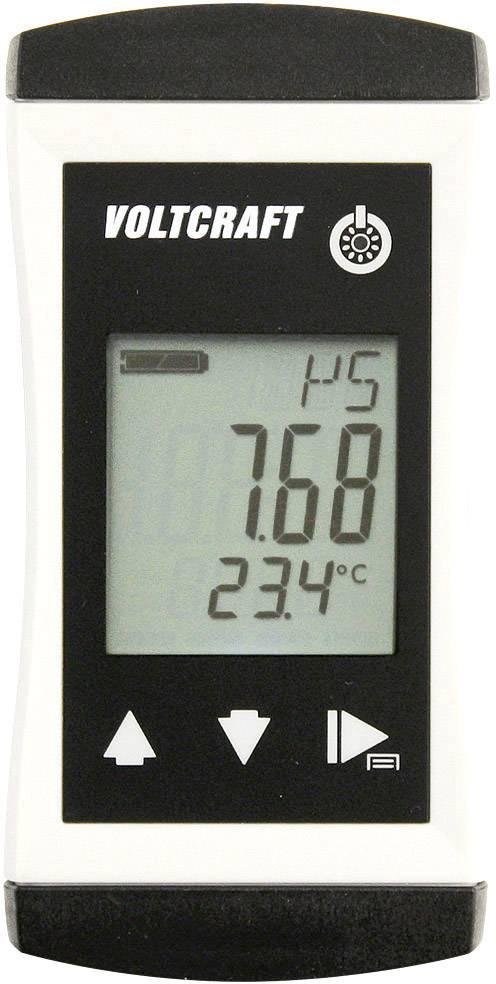 Měřič vodivosti LWT-110 s vysokým rozlišením pro čistou vodu VOLTCRAFT LWT-110 VC-8603595 Vodivost: typicky ±1 % naměřené hodnoty ±0,5 % FS Teplota: ±0,3 °C Kalibrováno dle výrobcem s certifikátem