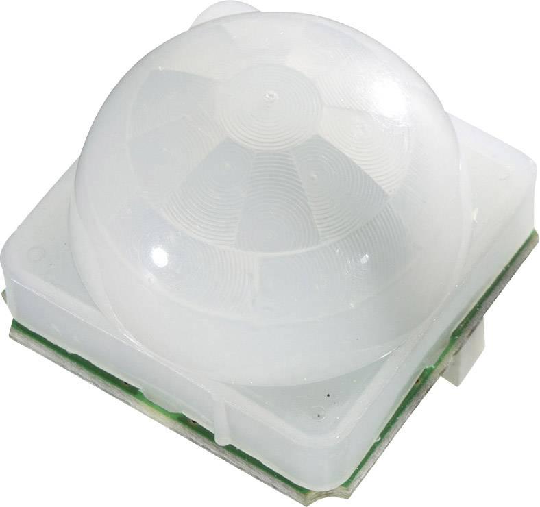 PIR senzor SMD B+B Thermo-Technik PIR-LP, 5 V/DC, Max. dosah 12 m
