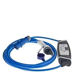 Nabíjací kábel pre elektromobily Siemens 5TT3201-1KK83
