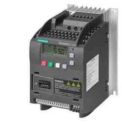 Základní měnič Siemens 6SL3210-5BE13-7CV0, 0.37 kW, 380 V, 480 V, 0.37 kW, 550 Hz