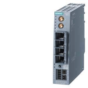 Mobilní bezdrátový router SCALANCE M876-3, 4x RJ45, 2x přípojka pro anténu (ROK)