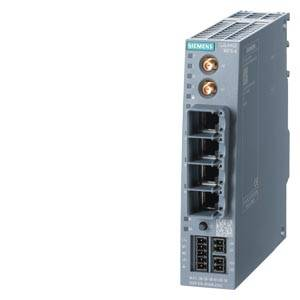 Mobilní bezdrátový router SCALANCE M876-4, 4x RJ45, 2x přípojka pro anténu (NAM)