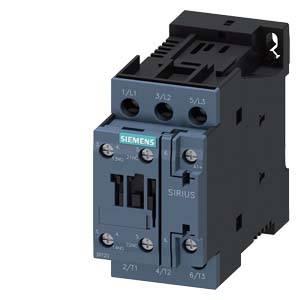 Výkonový stykač Siemens 3RT2026-1BG40 3RT20261BG40, 1 ks