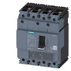 Výkonový vypínač Siemens 3VA1112-6GE42-0AA0 Rozsah nastavení (proud): 88 - 125 A Spínací napětí (max.): 690 V/AC (š x v x h) 101.6 x 130 x 70 mm 1 ks