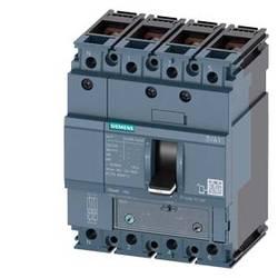 Výkonový vypínač Siemens 3VA1112-6GF42-0AA0 Rozsah nastavení (proud): 88 - 125 A Spínací napětí (max.): 690 V/AC (š x v x h) 101.6 x 130 x 70 mm 1 ks