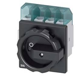 Odpínač Siemens 3LD22031TL51, 32 A, 690 V/AC černá 4pólový 16 mm²