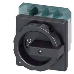 Odpínač Siemens 3LD25041TL51, 63 A, 690 V/AC černá 4pólový 35 mm²