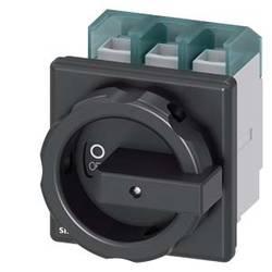 Odpínač Siemens 3LD27040TK51, 100 A, 690 V/AC černá 3pólový 50 mm²