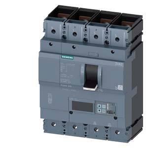 Výkonový vypínač Siemens 3VA2450-6KQ42-0AA0 1 ks