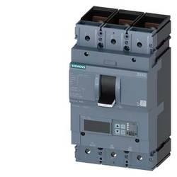 Výkonový vypínač Siemens 3VA2450-7JQ32-0AA0 Rozsah nastavení (proud): 200 - 500 A Spínací napětí (max.): 690 V/AC (š x v x h) 138 x 248 x 110 mm 1 ks