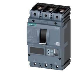 Výkonový vypínač Siemens 3VA2063-5JQ32-0KL0 4 přepínací kontakty Rozsah nastavení (proud): 25 - 63 A Spínací napětí (max.): 690 V/AC (š x v x h) 105 x 181 x 86 mm 1 ks