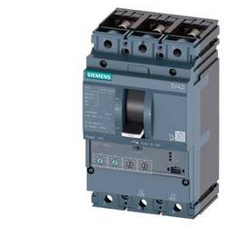 Výkonový vypínač Siemens 3VA2163-7HN32-0AG0 2 přepínací kontakty Rozsah nastavení (proud): 25 - 63 A Spínací napětí (max.): 690 V/AC (š x v x h) 105 x 181 x 86 mm 1 ks