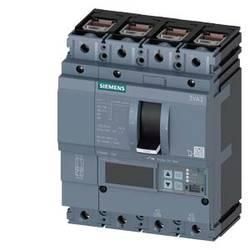 Výkonový vypínač Siemens 3VA2063-6JQ46-0AA0 Rozsah nastavení (proud): 25 - 63 A Spínací napětí (max.): 690 V/AC (š x v x h) 140 x 181 x 86 mm 1 ks