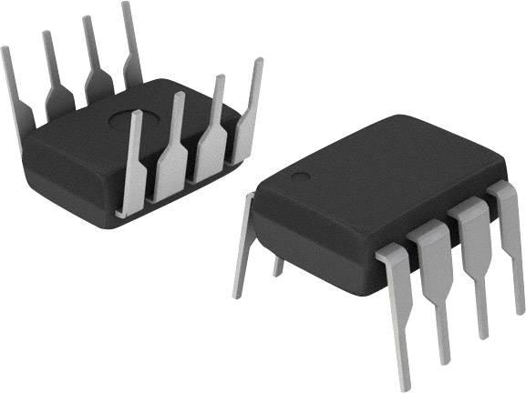 Mikrořadič Microchip Technology PIC10F206-I/P, PDIP-8 , 8-Bit, 4 MHz, I/O 3