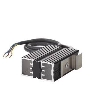 Vytápění skříňových rozváděčů Topné zařízení, malý polovodičů, Ue AC: 110 V, Ue AC: 250 V, Ue DC: 110 V, Ue ... Siemens