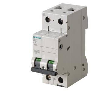 Ochranný spínač pro kabely Siemens 5SL6201-7 5SL62017, 1 ks