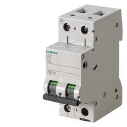 Elektrický jistič Siemens 5SL62137, 13 A, 400 V