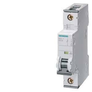 Ochranný spínač pro kabely Siemens 5SY5106-7 5SY51067, 1 ks