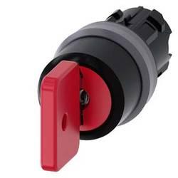 Klíčový spínač Siemens 3SU1030-4FL01-0AA0 3SU10304FL010AA0, 1 ks
