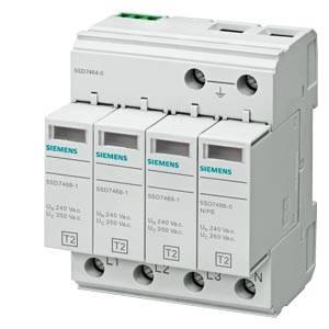 Svodič pro přepěťovou ochranu Siemens 5SD7464-0 5SD74640