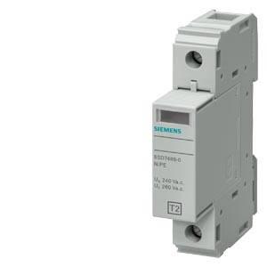 Svodič pro přepěťovou ochranu Siemens 5SD7481-0 5SD74810