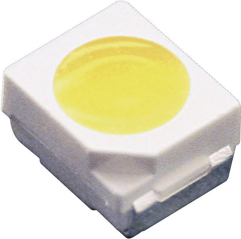 SMD LED PLCC2 Seoul Semiconductor, SUYT801, 20 mA, 2 V, 120 °, 350 mcd, žlutá