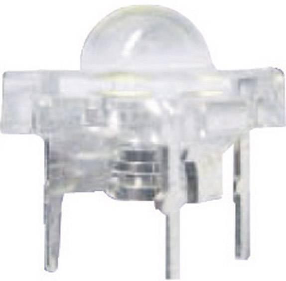LED dioda hranatá s vývody Seoul Semiconductor, HT320, 40 mA, 7,6 mm, 4,0 V, 60 °, zelená