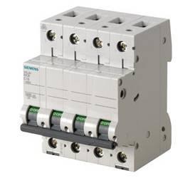 Elektrický jistič Siemens 5SL64136, 13 A, 400 V