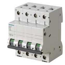 Elektrický jistič Siemens 5SL66637, 63 A, 400 V