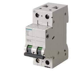 Elektrický jistič Siemens 5SL42026, 2 A, 400 V